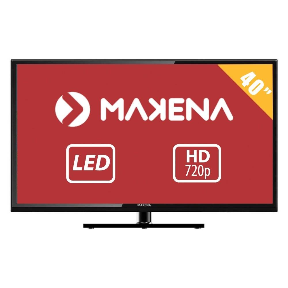 Walmart: TV de led de 40 pulgadas HD a 18 meses sin intereses