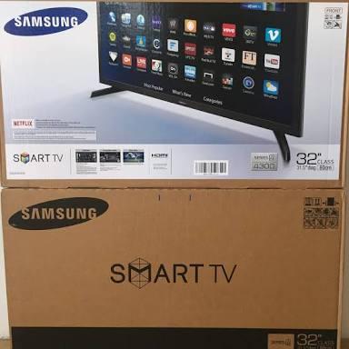 """Bodega Aurrerá: tv Samsung smart 32"""" 2895.01"""