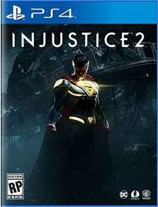 Amazon: Injustice 2 PS4 a $349