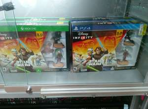 Disney infinity 3.0 starter pack Xbox One y Ps4