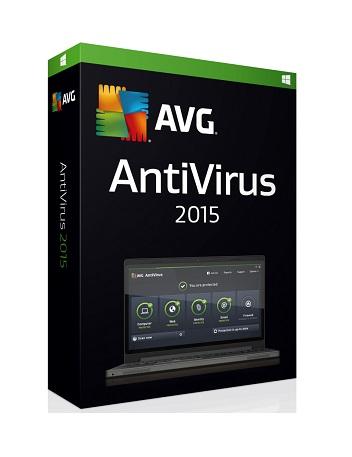 1 año gratis de AVG AntiVirus 2015