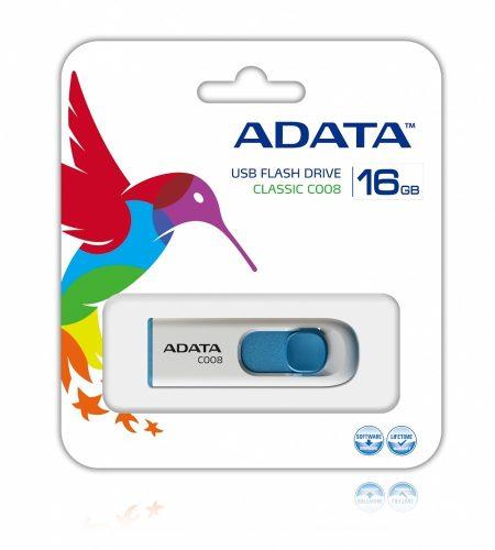Tienda Oficial Adata en Mercado Libre: Memoria Usb Portatil 16gb Perfil Fino 2.0 + envío