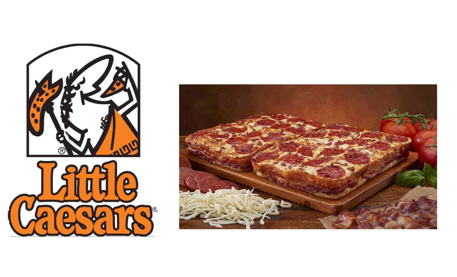 Groupon: Pizza little Caesars Especialidades: Deep dish, 3 meat treat,hula hawaian, Ultimate Supreme pizza (para probar otras además de la de peperoni) (Sucursales CDMX)