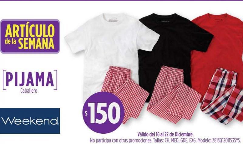 Artículo de la semana en Suburbia: pijama de hombre $150
