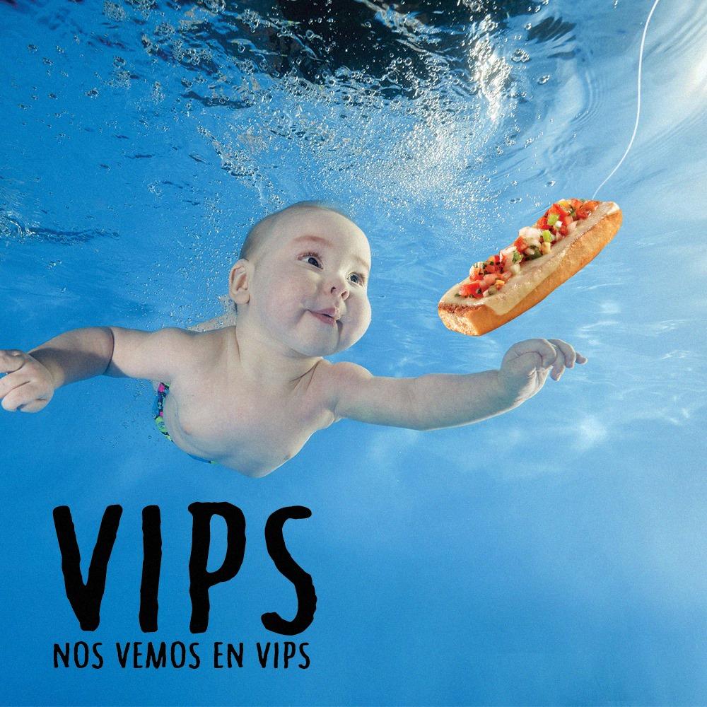 VIPS: NIÑOS NO PAGAN EN VERANO