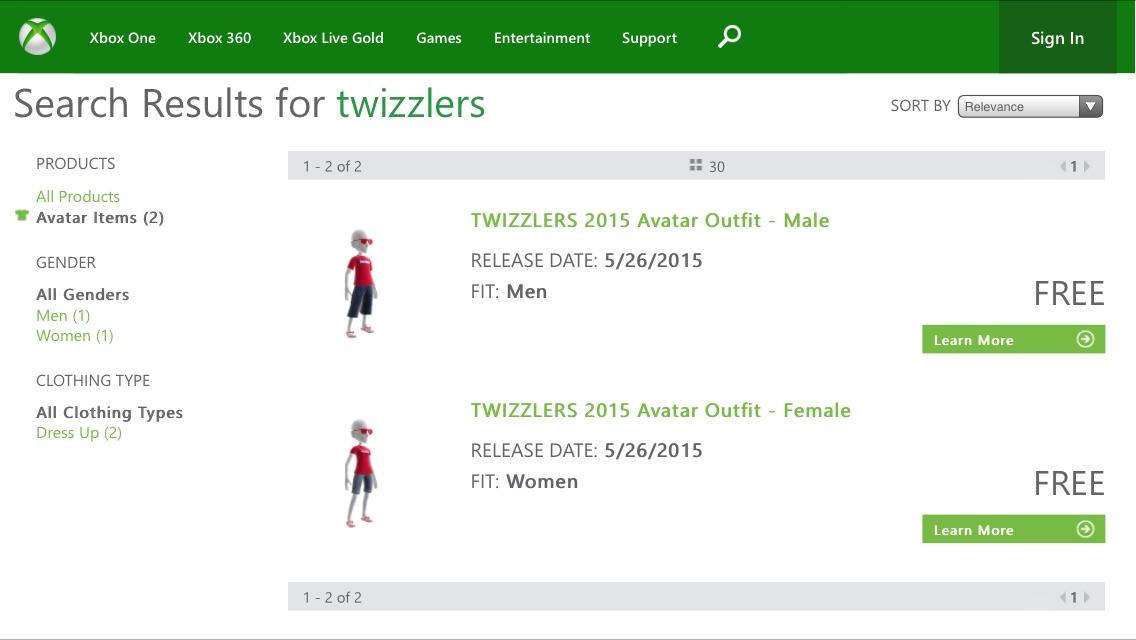 Xbox: outfit gratis para avatar