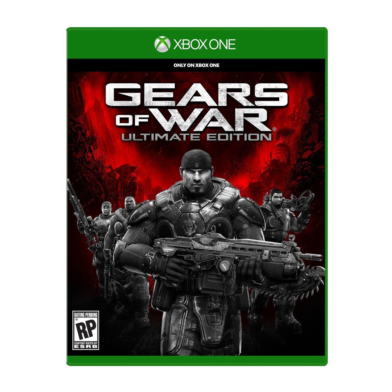 Amazon Mexico: Preventa Gears of War ultimate edition $639