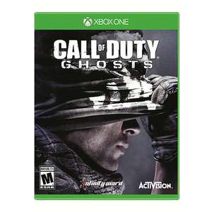 Linio: Call Of Duty Ghosts Ingles para Xbox One $299