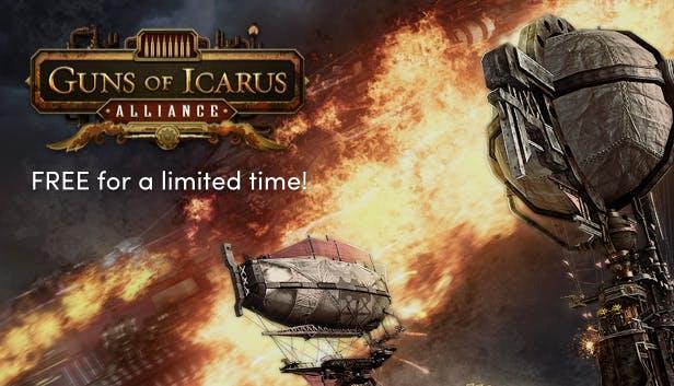 Humble Bundle: Guns Of Icarus para Steam GRATIS