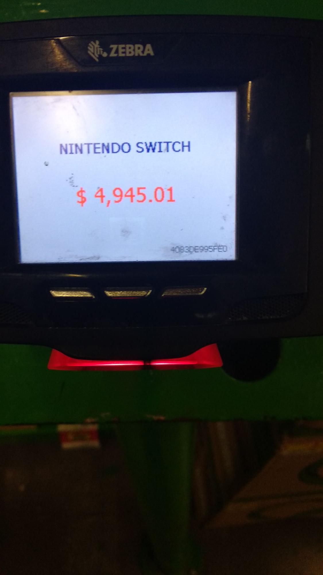 Bodega Aurrerá: Nintendo Switch última liquidación
