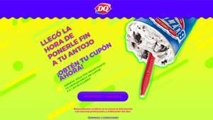 Dairy Queen: 2 blizzard x $65