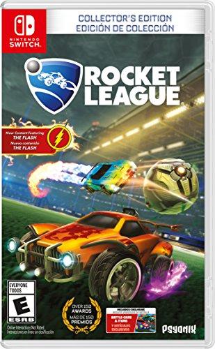Amazon: Rocket league para Switch a $539