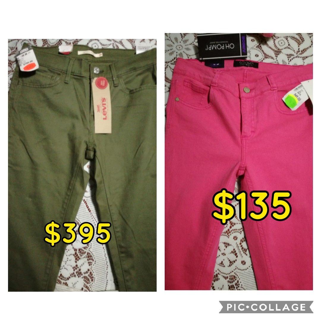 Suburbia jeans de dama oh pomp! De $548 a $135 y levi's 799 a $395