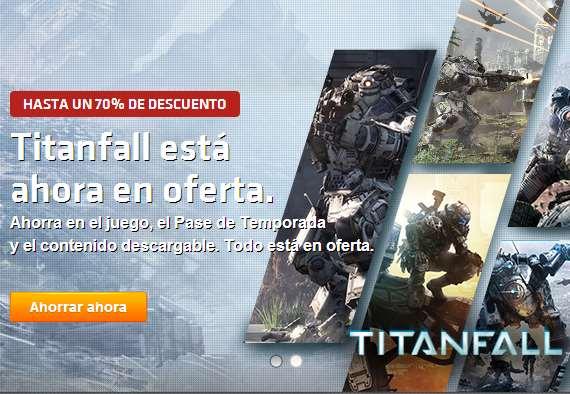 Origin: Titanfall para PC juega gratis dos días o compra por $12 dólares