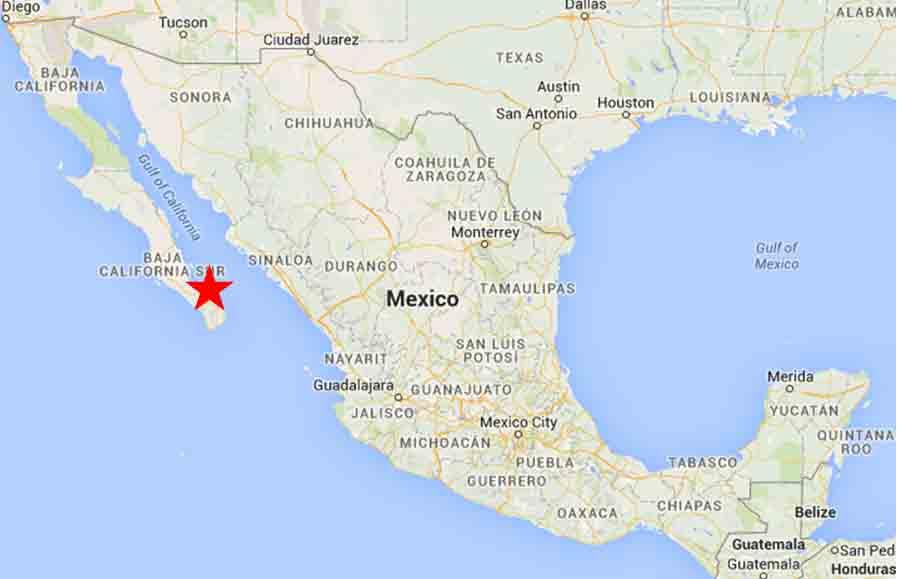 Vivaaerobus: Vuelo redondo Guadalajara - La Paz