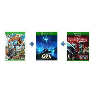 Walmart: Xbox One Killer Instinct, Sunset Overdrive, Ori And The Blind Forest $590