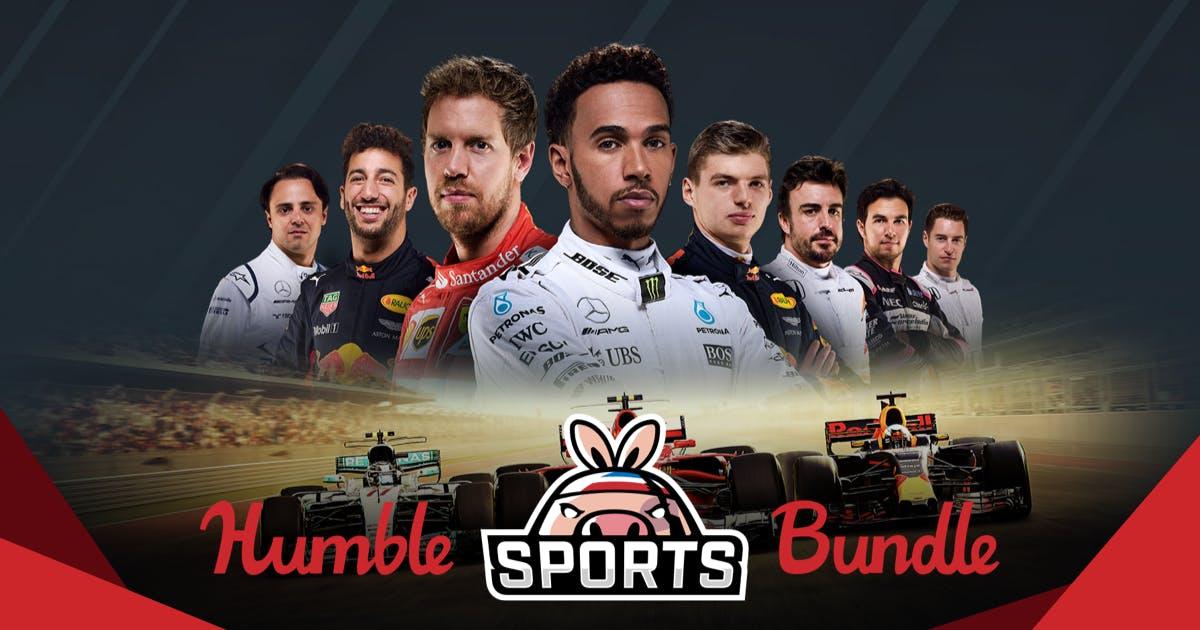 Humble Bundle: Paquete  Humble Sports Grid 2 a 19 pesos y destaca Dirt Rally en vence al promedio