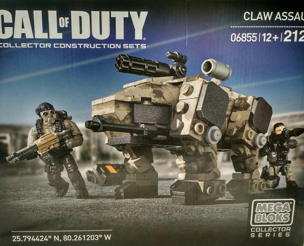 Bodega Aurrerá: Call of Duty Megabloks 39.02