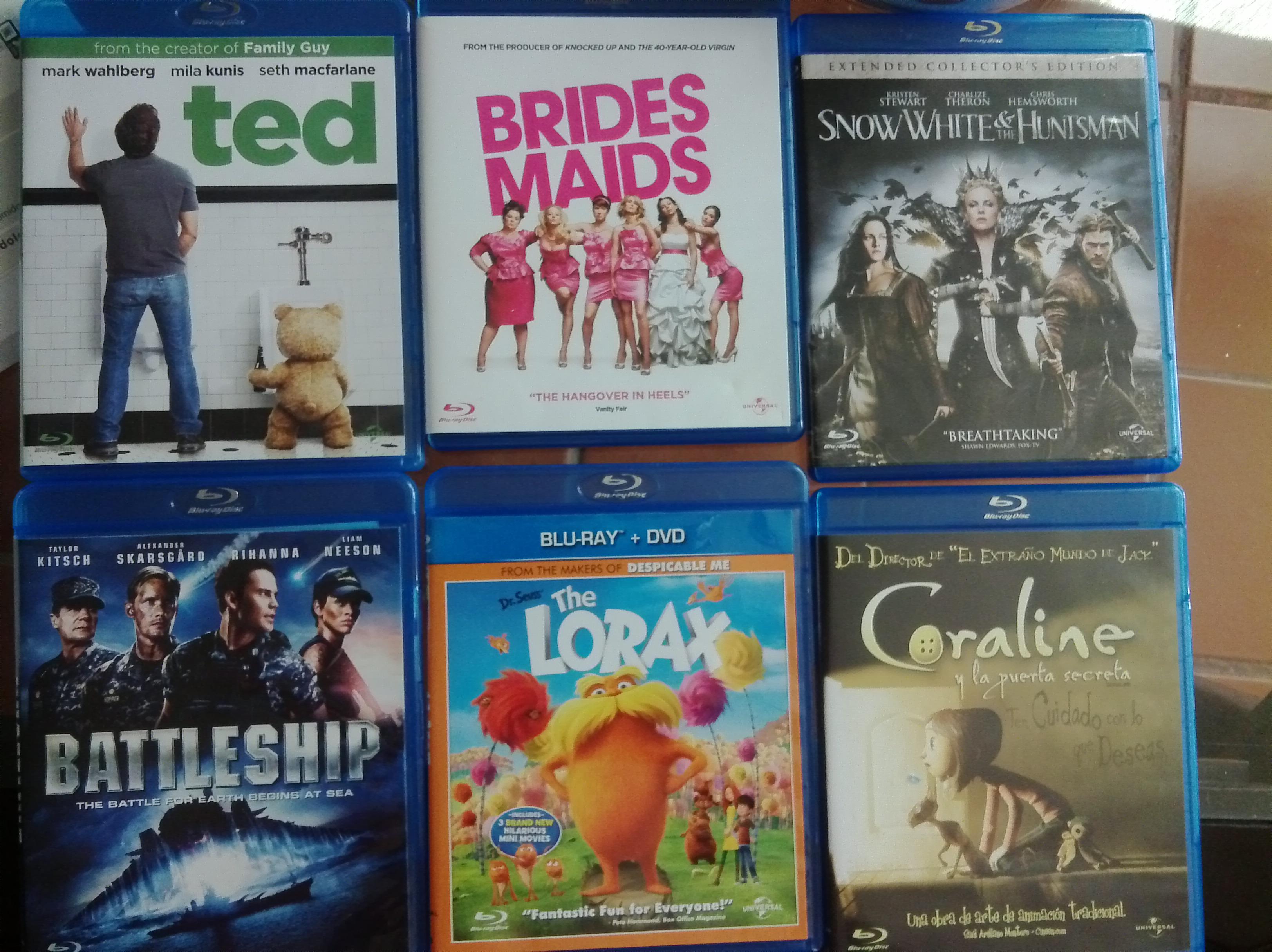 Walmart: Blu-Ray a solo $8.04