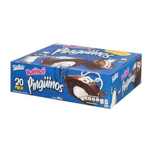 Sam's Club: 40 mini Pingüinos (2 cajas de 20 x $109)