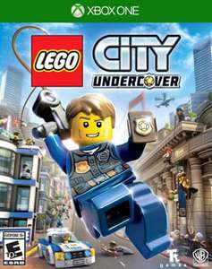 Mixup LEGO CITY UNDERCOVER Xbox One y PS4