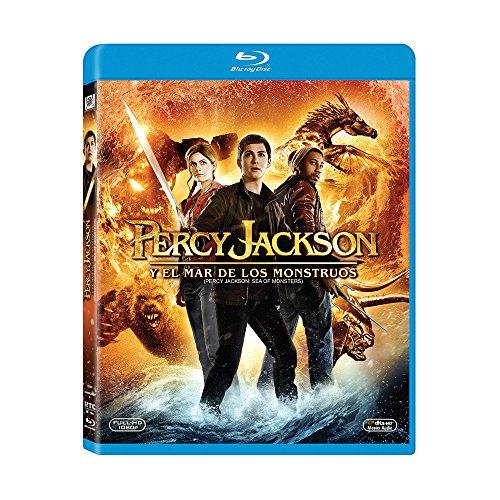 Amazon: Percy Jackson El Mar de los Monstruos [Blu-ray] $29