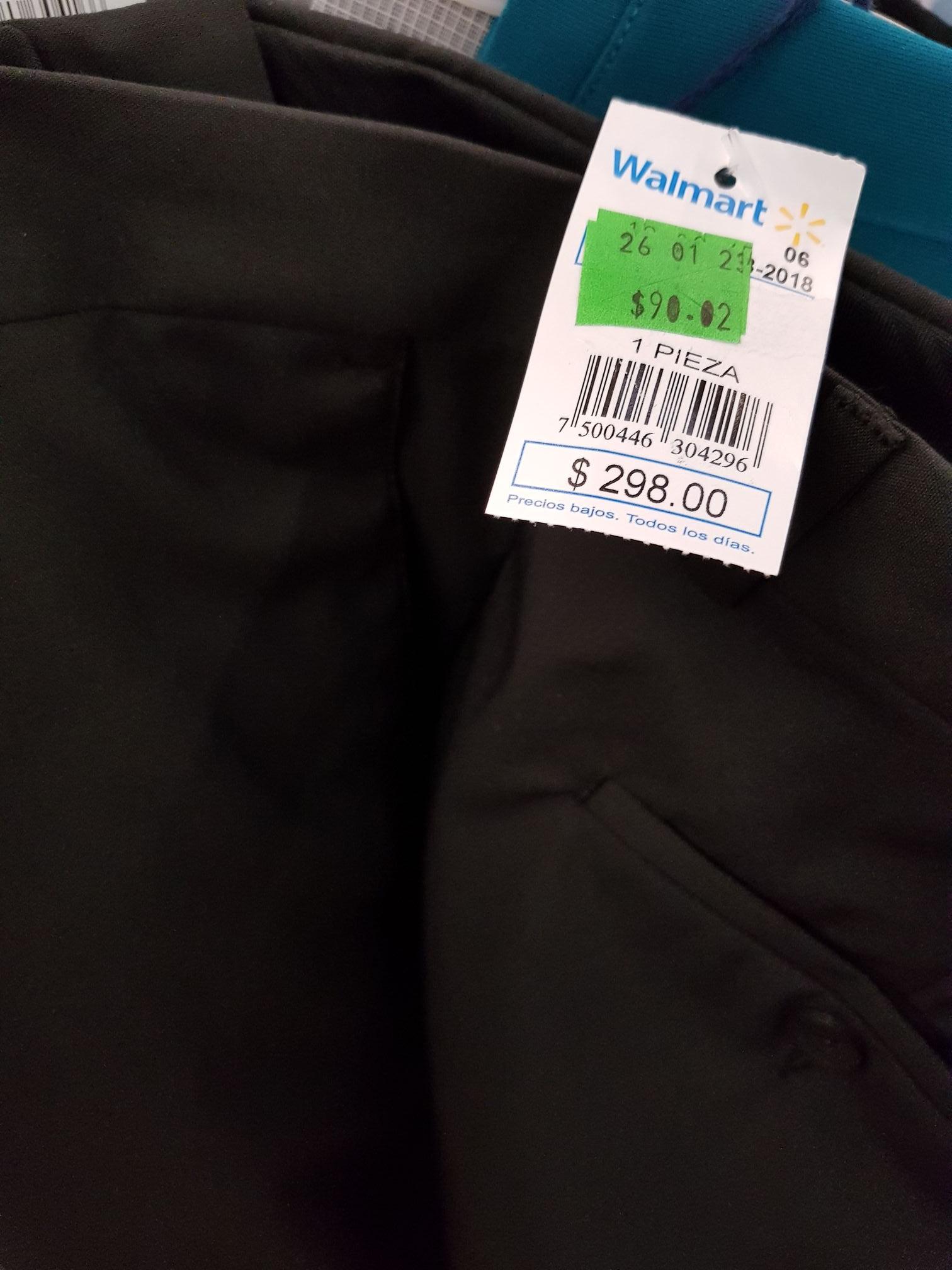 Walmart: Pantalón para. Hombre marca Yale