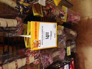Walmart: Beefeaters hueso para perro $4.04
