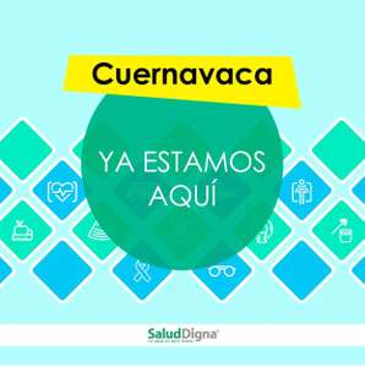 Salud digna Cuernavaca. Estudio a elegir GRATIS.