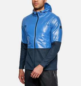 Under Armour: rompevientos 70% todas las tallas