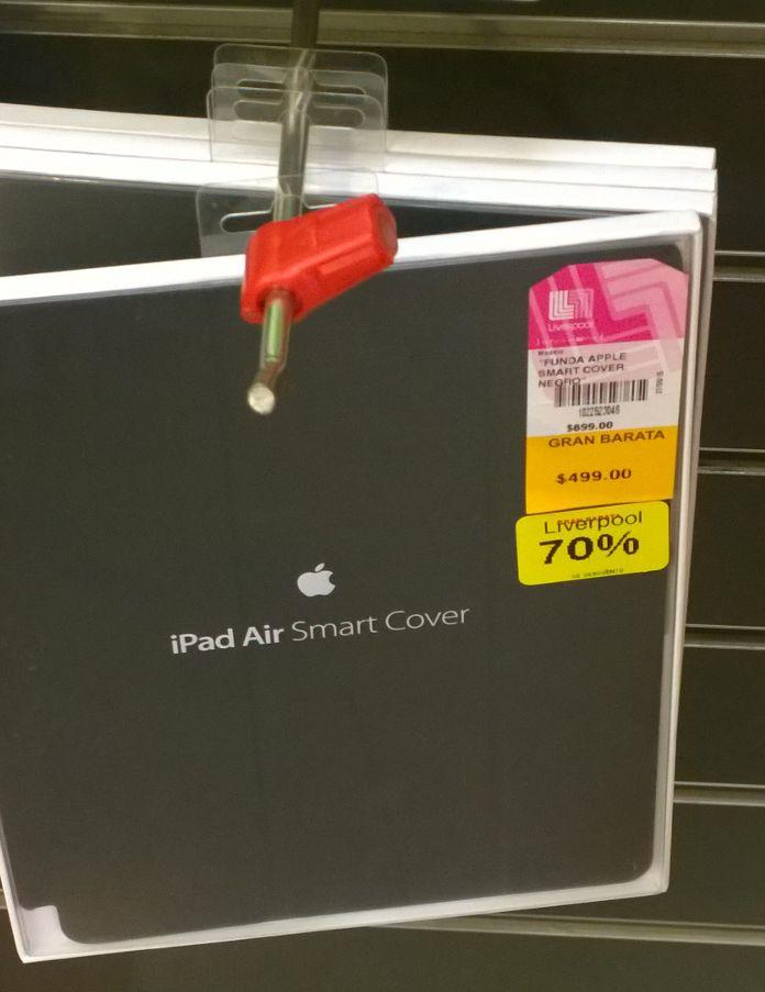 Liverpool: Smart Cover para iPad Air $149.70