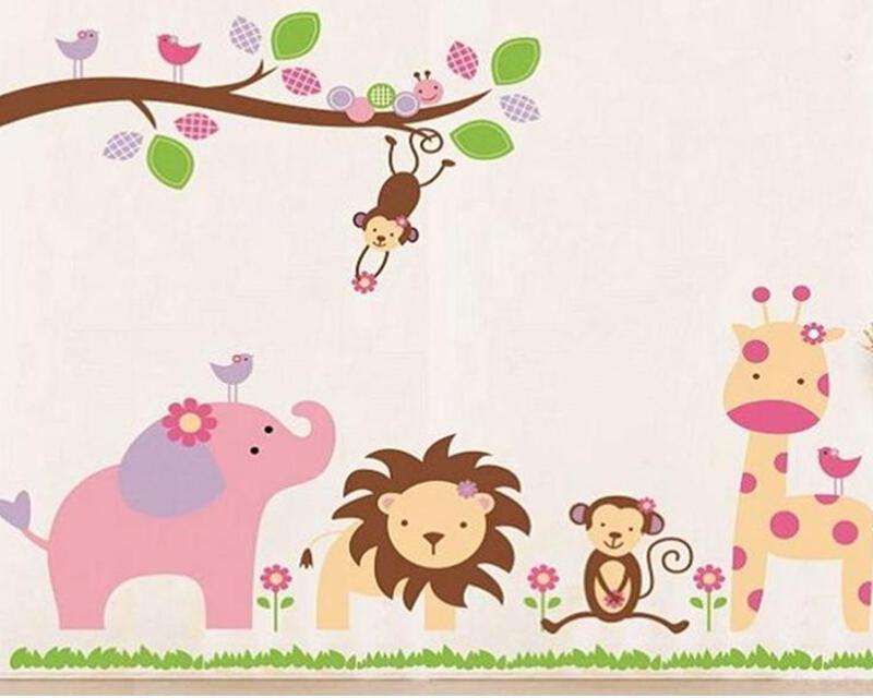 Coppel: Estampa Decorativa Zoo a $59 con envío gratis