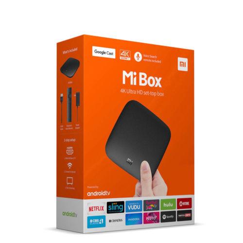 eBay: Xiaomi mi box versión internacional