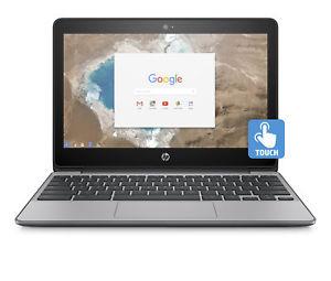 ebay: Chromebook TOUCH HP reacondicionada entregada en México