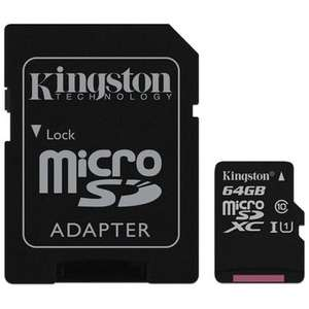 Linio: Micro Sd Kingston 64gb