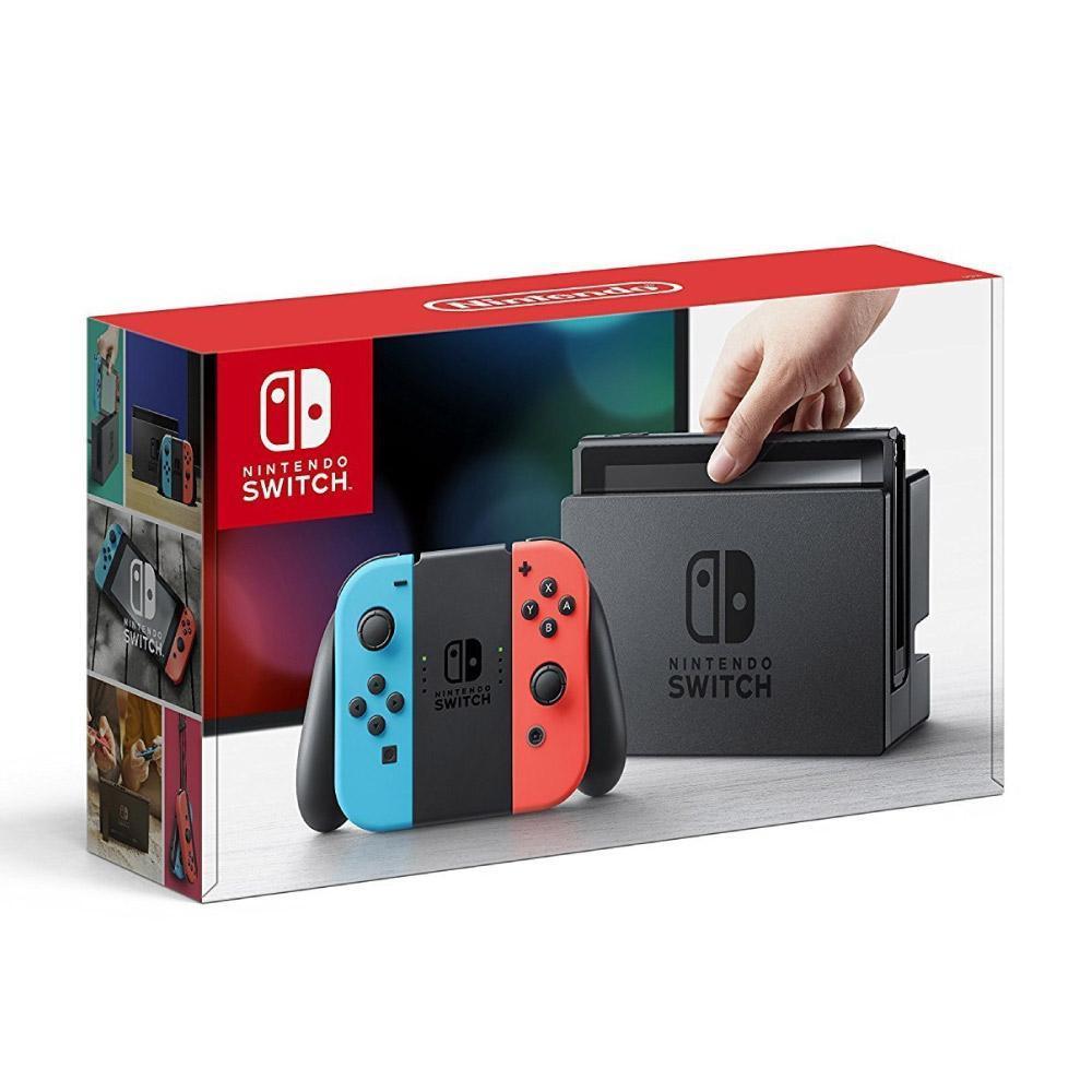 Doto: Nintendo switch neon y gris (con Citibanamex o Santander)