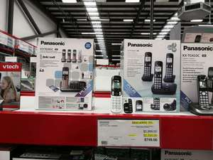 City Club Villahermosa: Teléfono Panasonic DECT 6.0 con 5 e