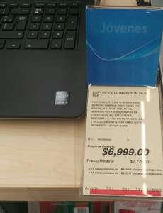 OfficeDepot: laptop Dell Inspiron 15-5548 Core i5 $6,999.00