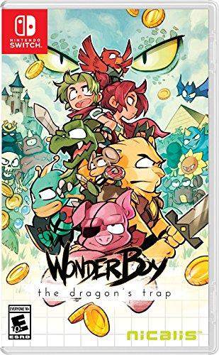 Amazon:  Wonder Boy The Dragons Trap