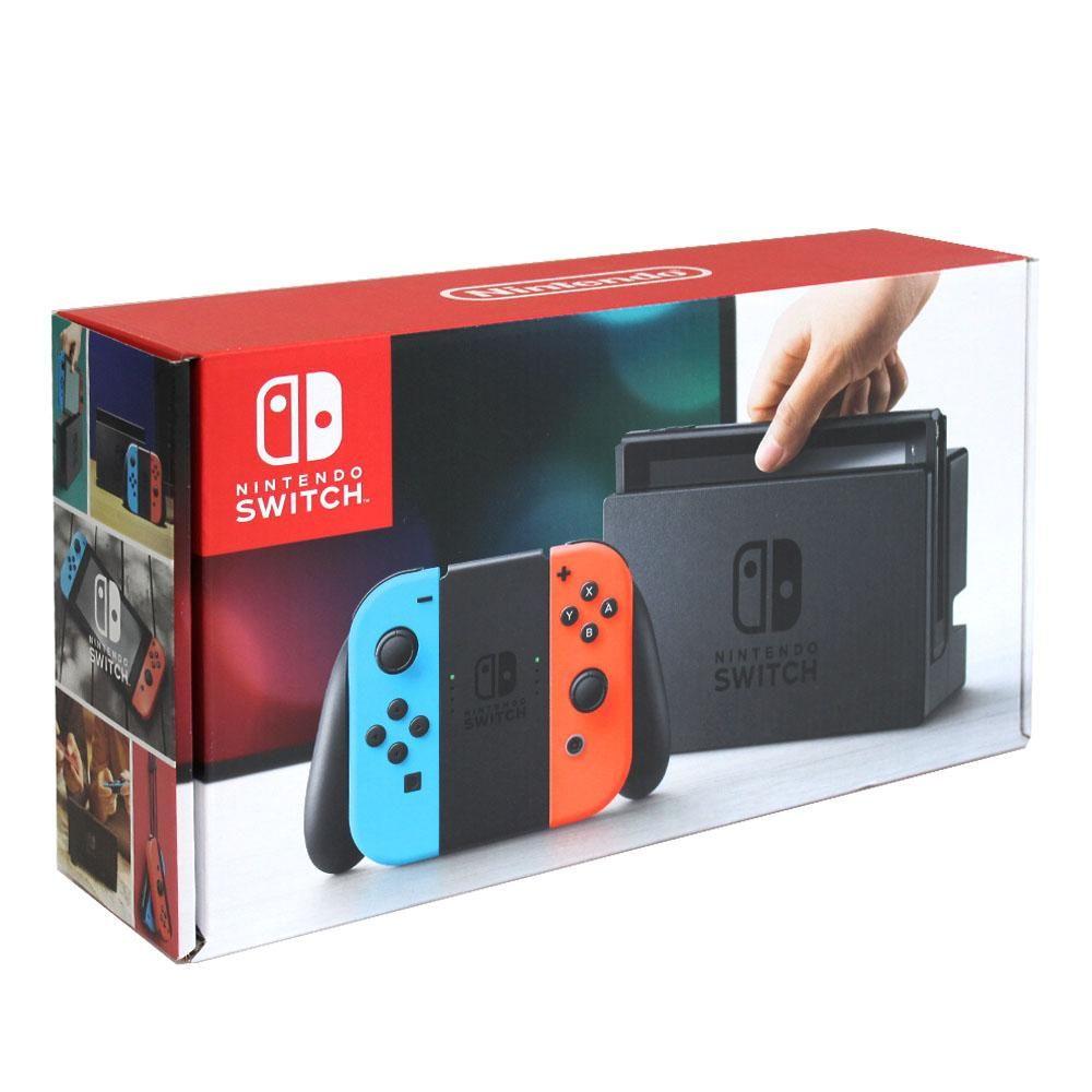 Walmart: Consola Nintendo Switch Neon ó Gris (Pagando con TDC Bancomer Wallet ó banamex city pay)