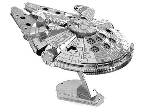 Amazon: Rompecabezas Star Wars 3D Metalicos