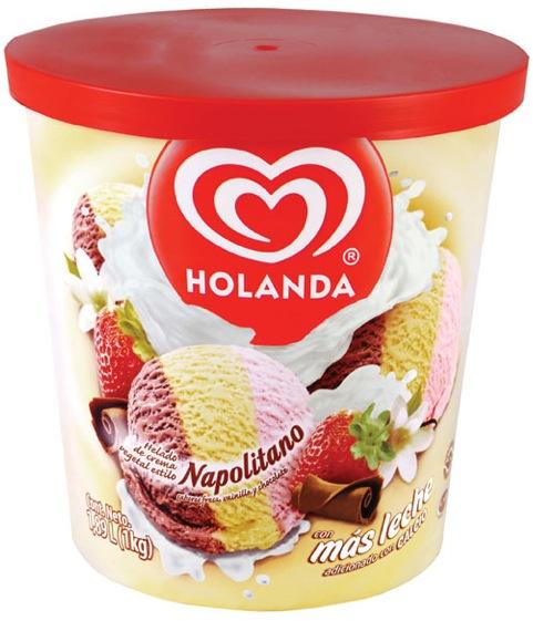 Walmart: Nieve Holanda 2 x $20 pesos