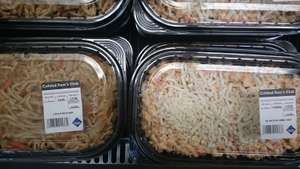 Sam's Club: pasta china y macarrones con queso y jamón
