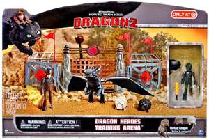 Walmart: Dragon heroes training arena a $75.02