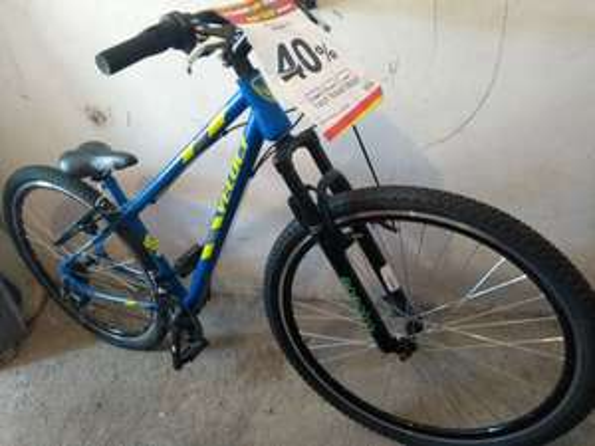 Chedraui: Bicicleta veloci riot rin 29