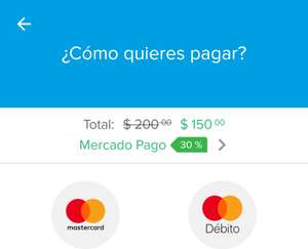 Mercado Pago: 30% de descuento en pago de servicios a USUARIOS SELECCIONADOS