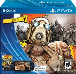 Amazon: PSvita edición Borderlands 2 a $2,791