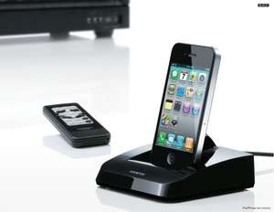 Best Buy: Dock ONKYO DS-A4 para ipod/iphone 30 pines