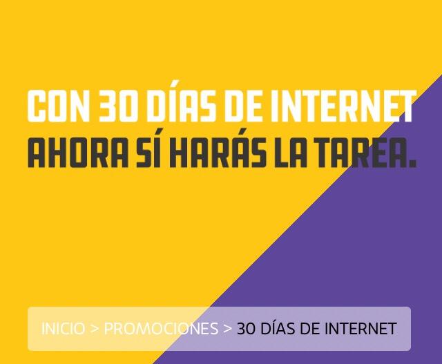 Unefon: Recarga 150 y te dan 30 días de internet ilimitado