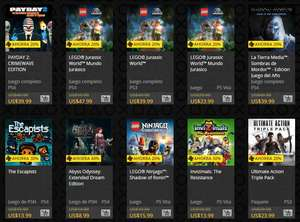 PSN Store: PlayStation Plus Specials y Venta de Verano!